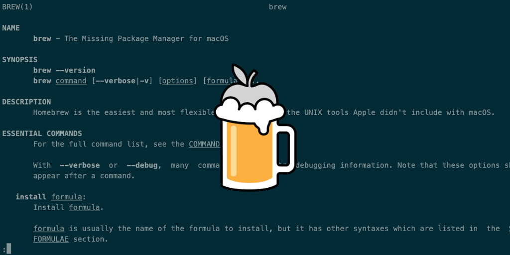 Brew on macOS Explained In 1 Post